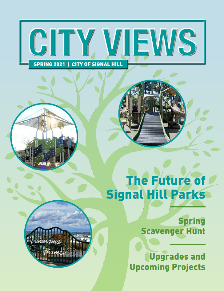 City Views Spring 2020 Cover Image