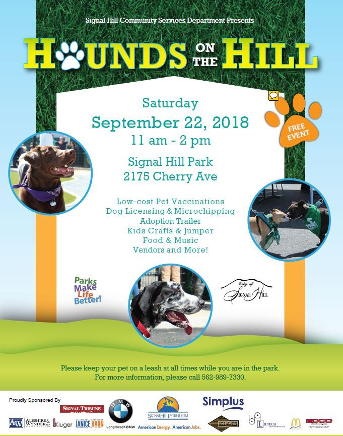 Hounds on the Hill Image 2018