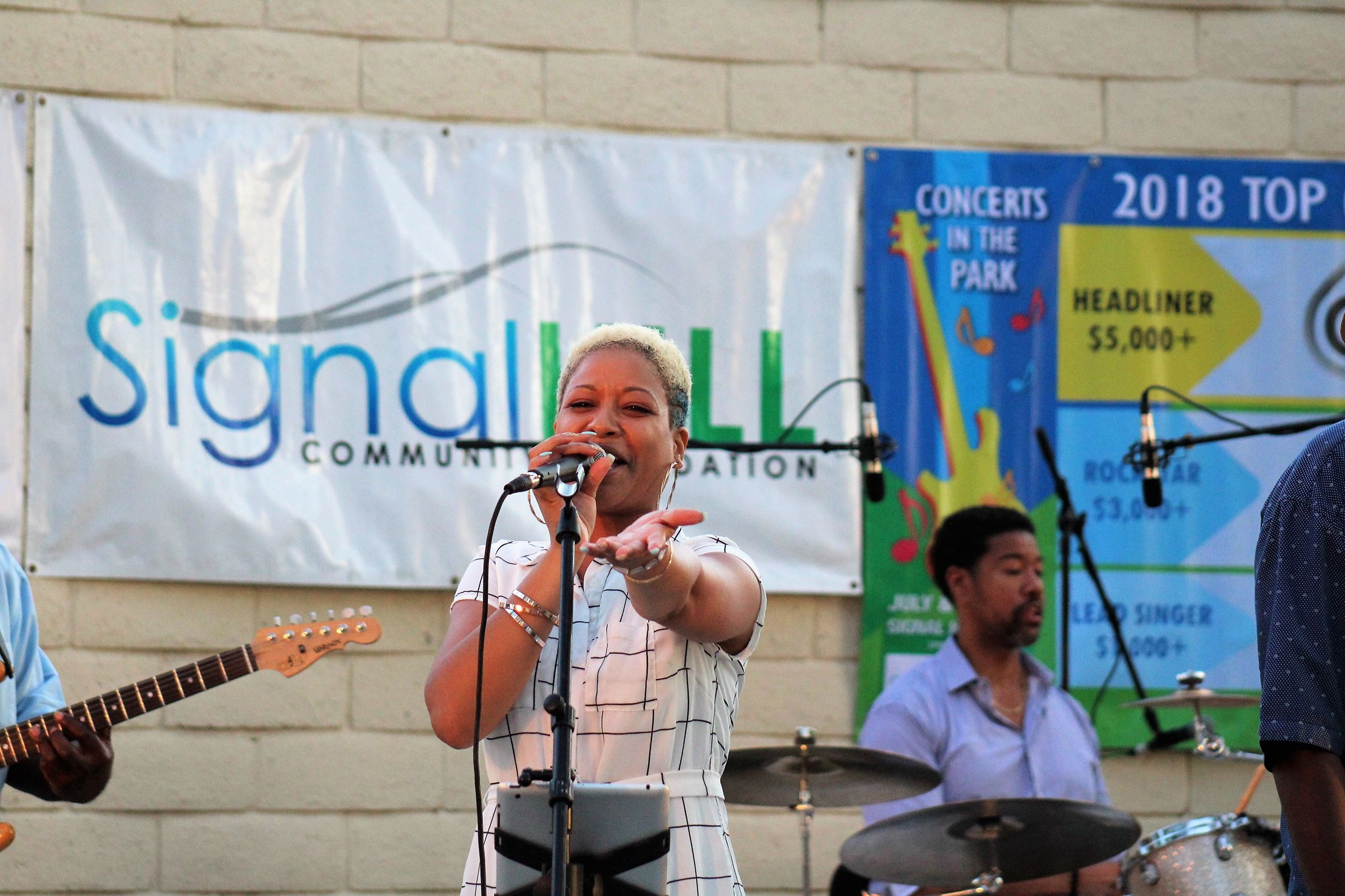 Concerts in the Park August 15