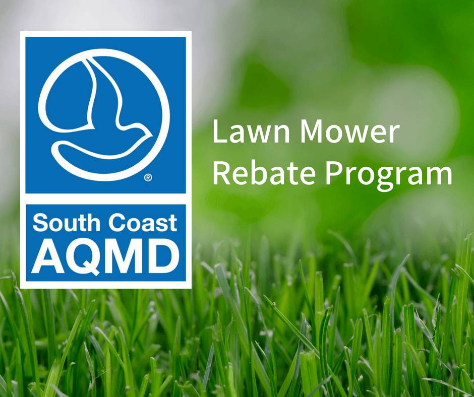 Lawn Mower Rebate Program