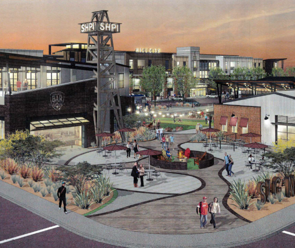 Heritage Square Project Rendering