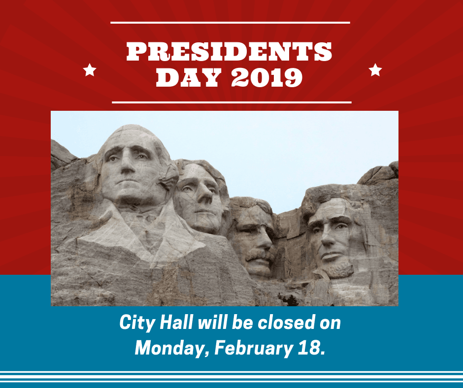Mount Rushmore Presidents Day 2019