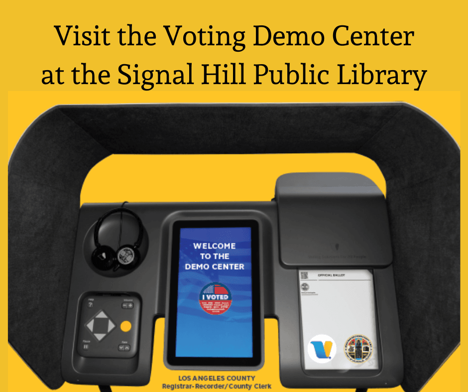 Voting Center Demo