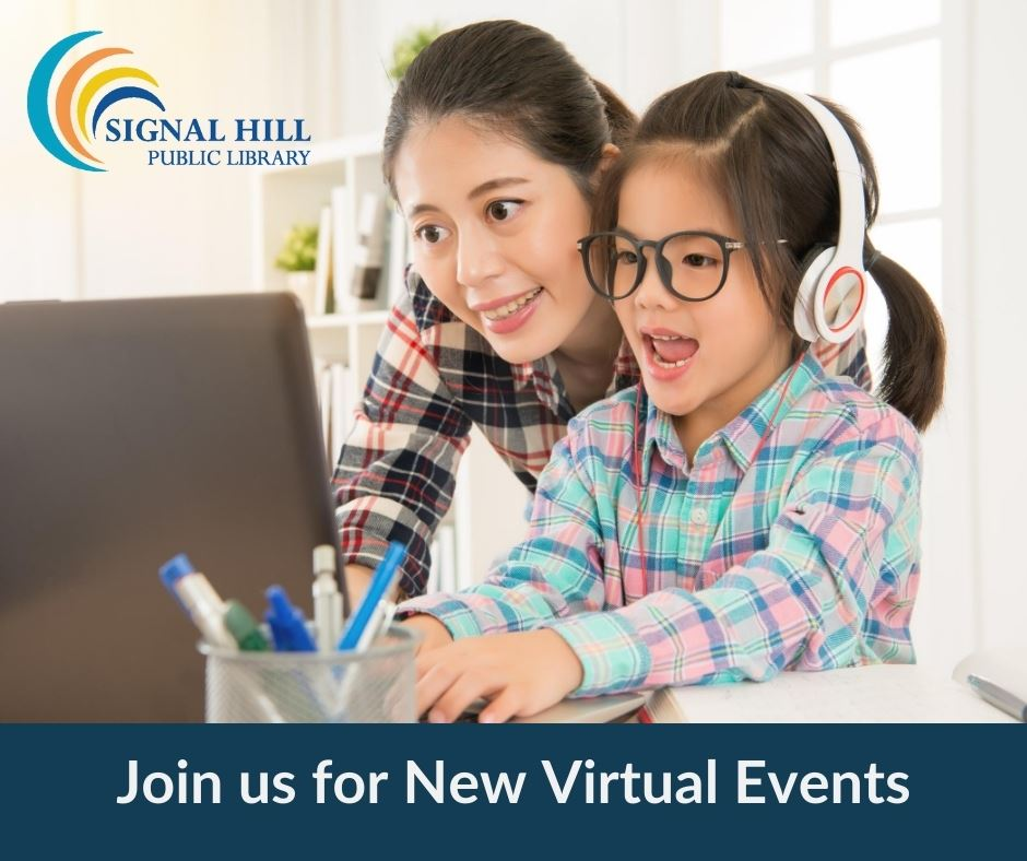 Join us for New Virtual Events