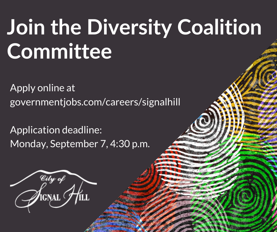 Join the Diversity Coalition Committee