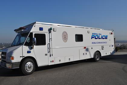 Mobile command vehicle